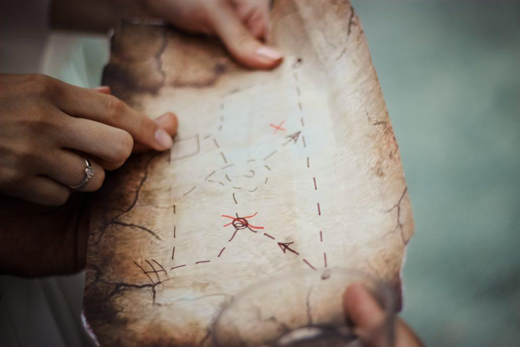 How to Set up a Pub Crawl: Don't rely on tattered treasure maps.